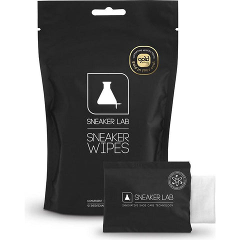 Sneaker Lab Sneaker Cleaning Wipes | 12 Pack SWZ_PACK14