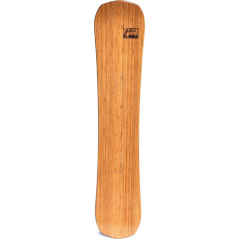 SnoPlanks Snodisc Edged Snowboard | Bamboo