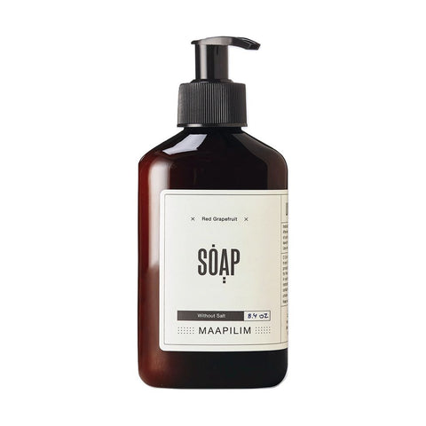 Maapilim Pacific Soap | Red Grapefruit