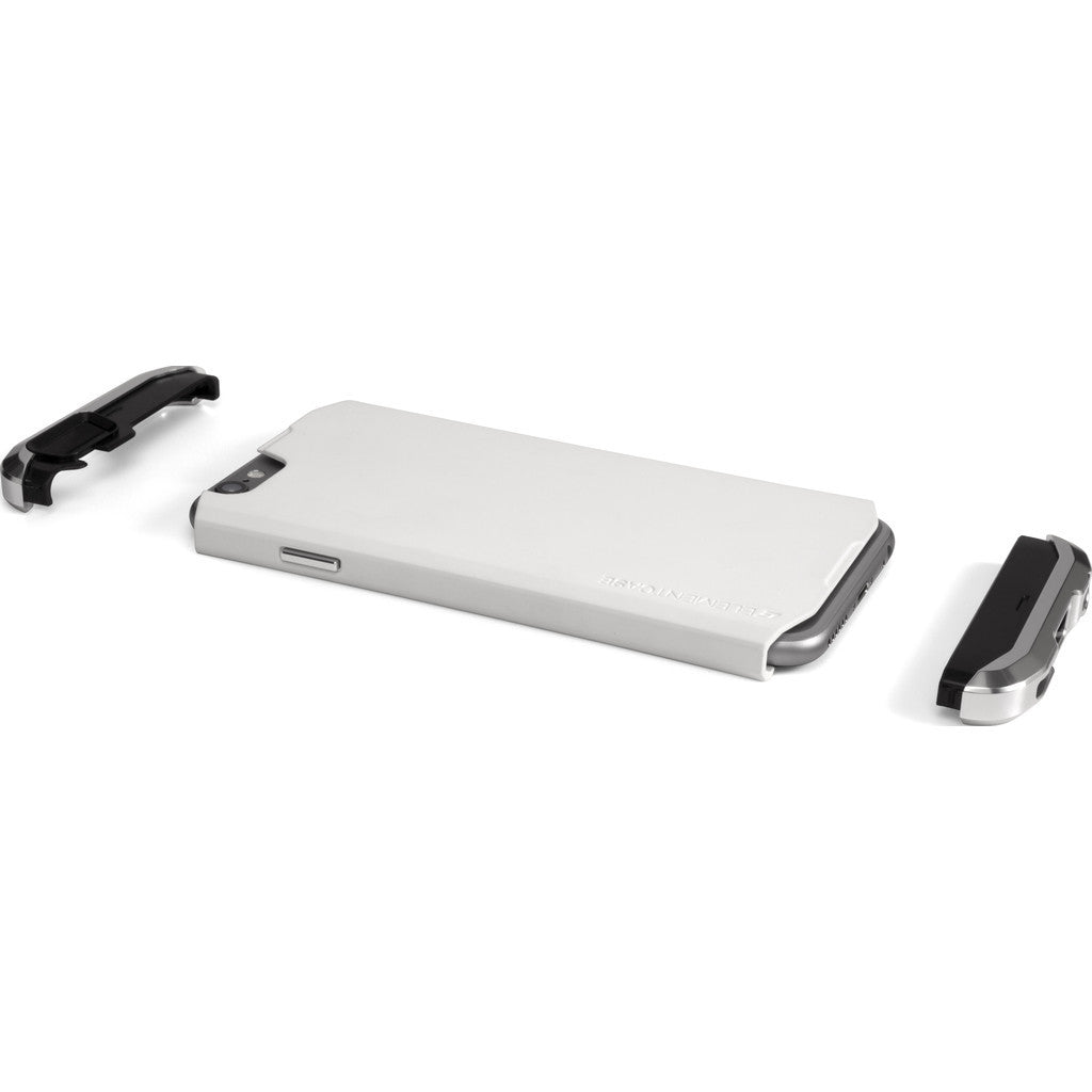 Element Case Solace II iPhone 6/6s Case | Silver EMT-322-101D-23