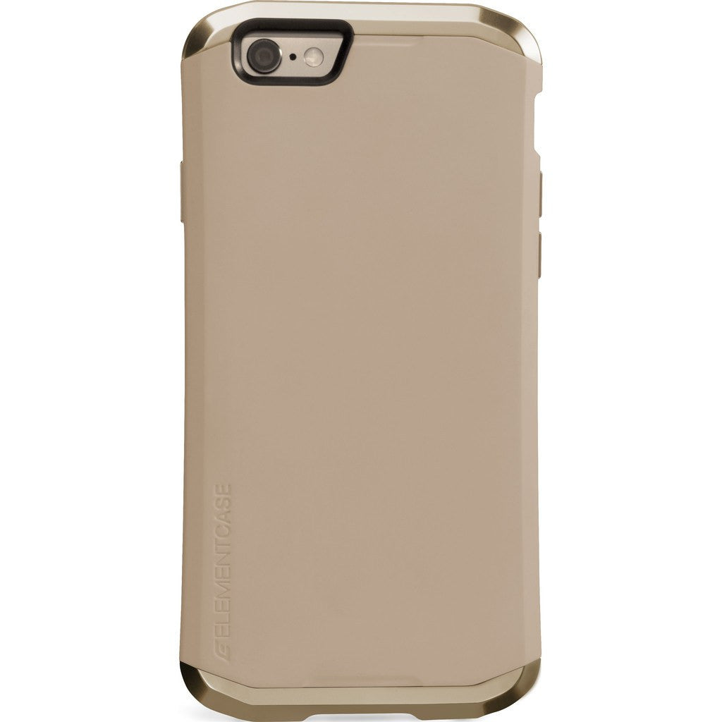 Element Case Solace II iPhone 6/6s Case | Gold EMT-322-101D-05
