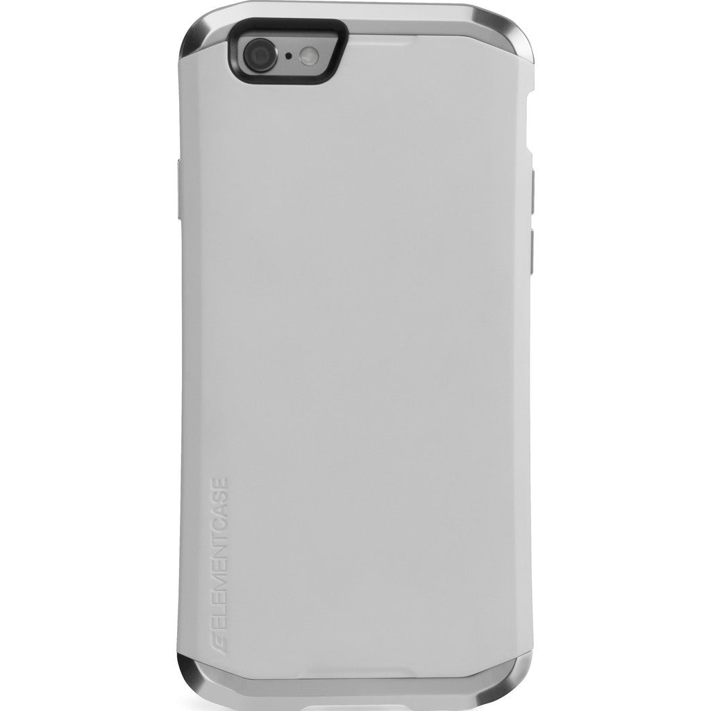 Element Case Solace II iPhone 6/6s Plus Case | Silver EMT-322-101E-23