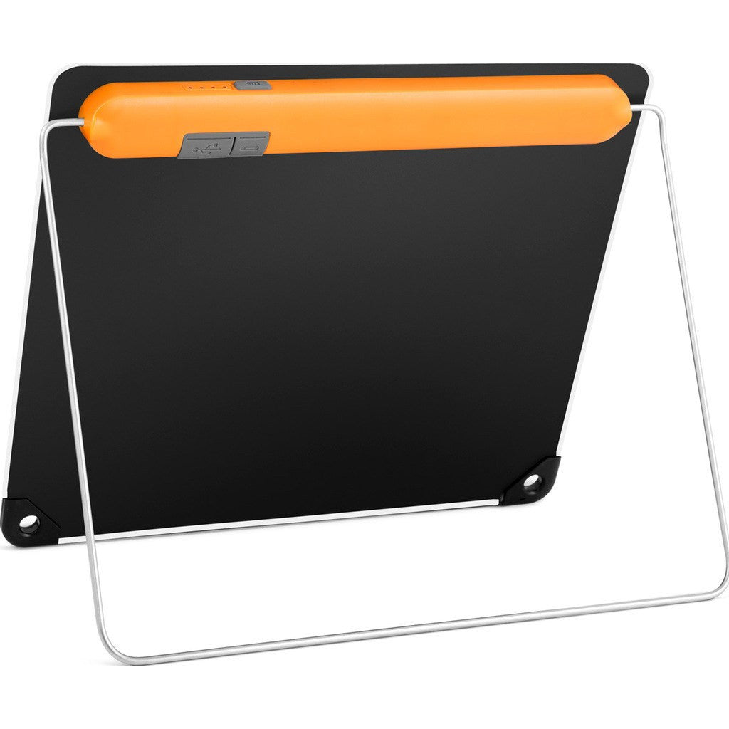 BioLite 5+ Portable Solar Panel | Black/Orange SPA1001