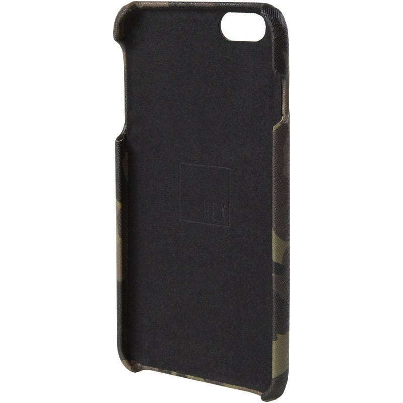 Hex Solo Wallet for iPhone 6 Plus | Camo Leather
