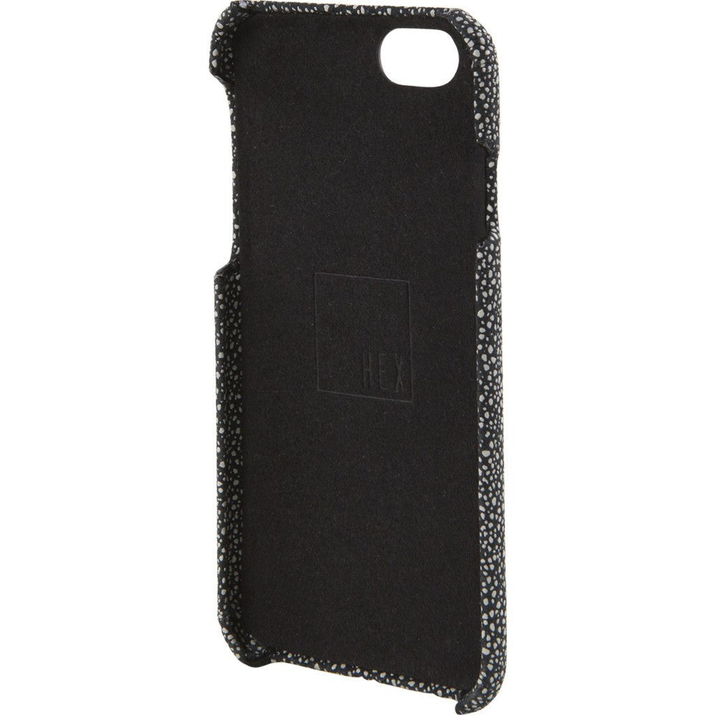 Hex Solo Wallet for iPhone 6/6s | Black White Stingray BWSR HX1751
