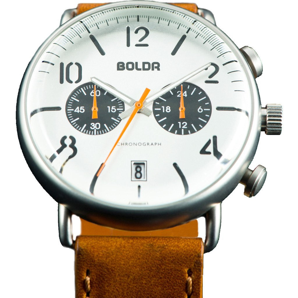 BOLDR Journey Chronograph Watch | Sopwith