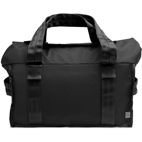 Chrome Sotnik Rolltop Travel Duffel | Black