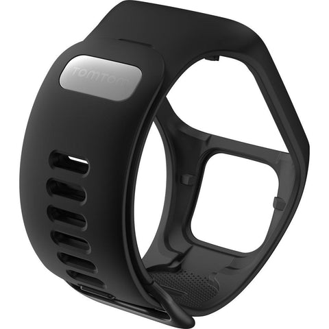TomTom Spark 3 Cardio GPS Fitness Watch | Black