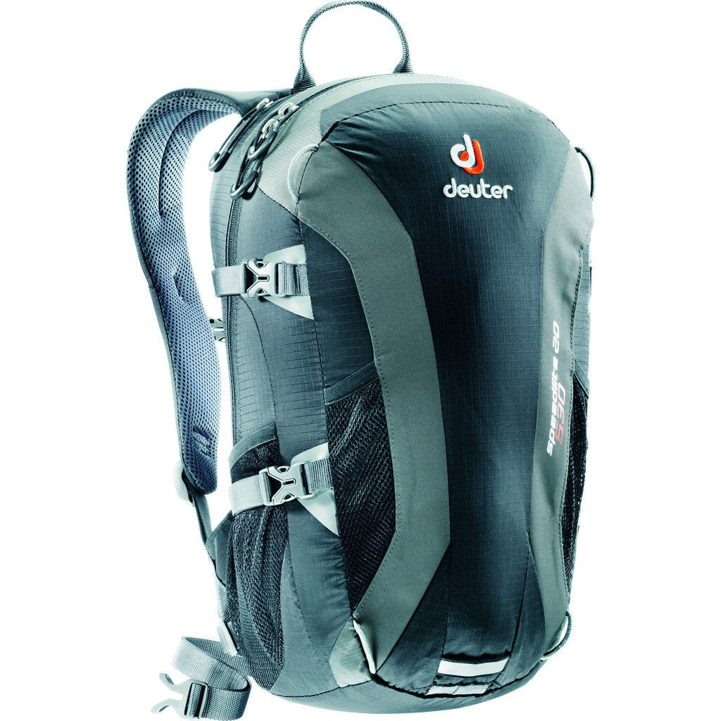 Deuter Speed Lite 20L Hiking Backpack | Black/Granite 33121 74100