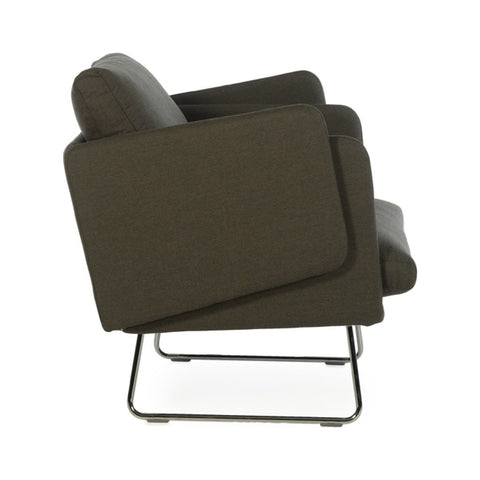 RS Barcelona Spongy Sumbrella Outdoor Armchair | Dark Taupe