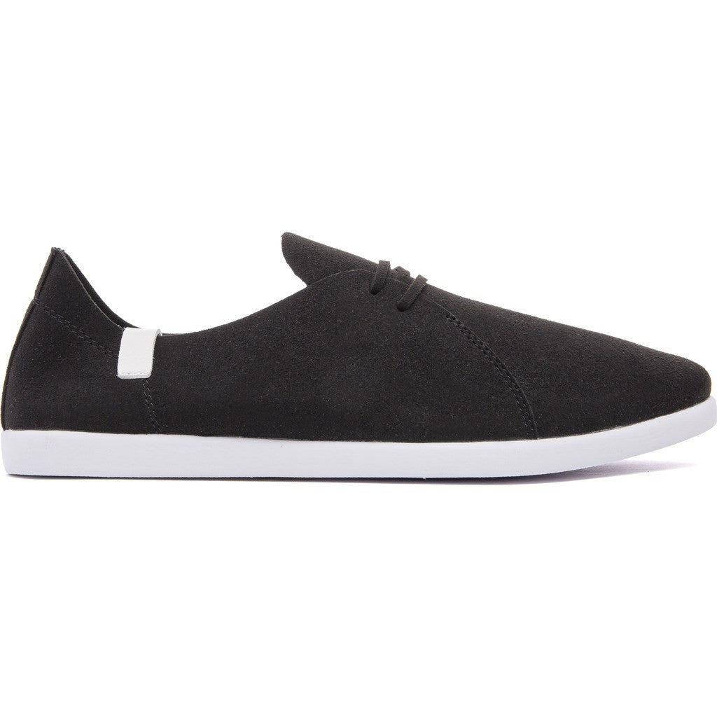 House of Future Sprint Slip-On Micro-Suede Shoes | Black Size 45 1012A1001