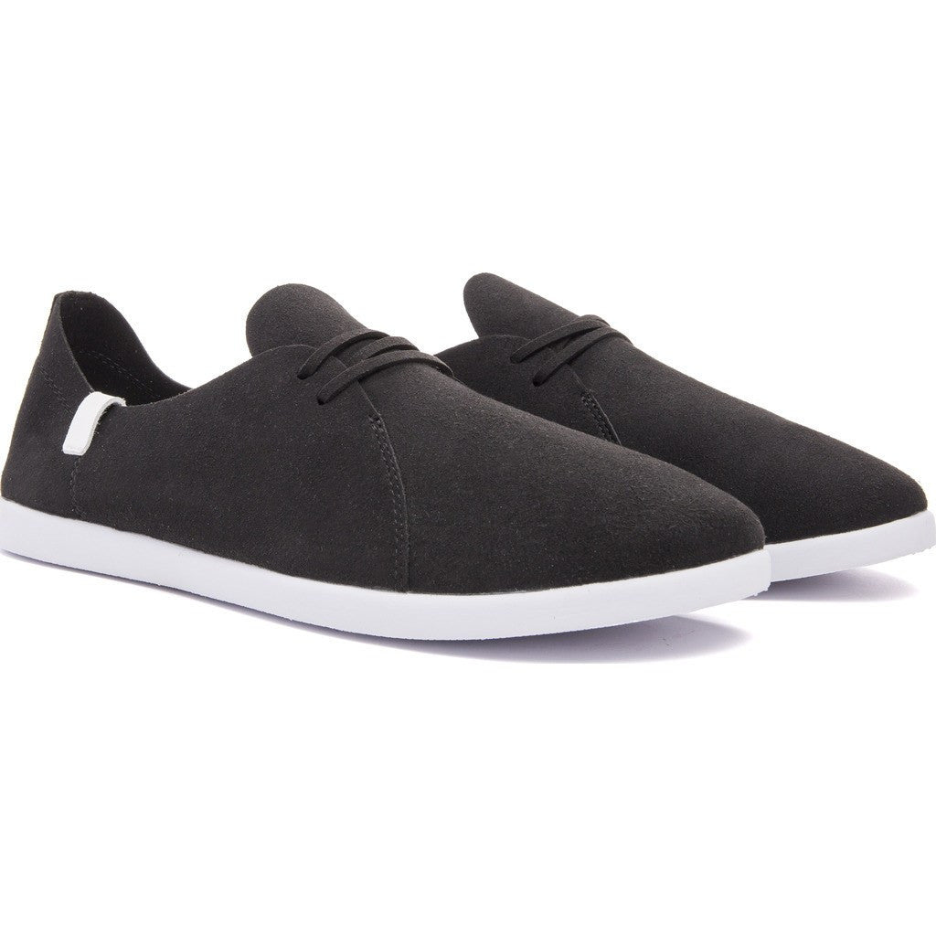 House of Future Sprint Slip-On Micro-Suede Shoes | Black Size 41 1012A1001