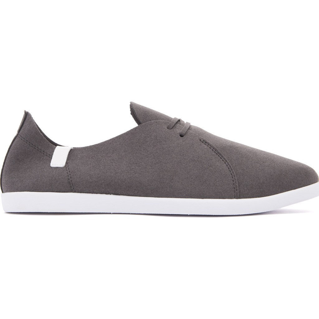 House of Future Sprint Slip-On Micro-Suede Shoes | Slate Grey Size 45 1012A1002