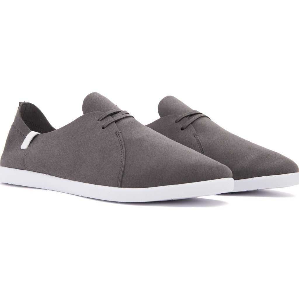 House of Future Sprint Slip-On Micro-Suede Shoes | Slate Grey Size 41 1012A1002