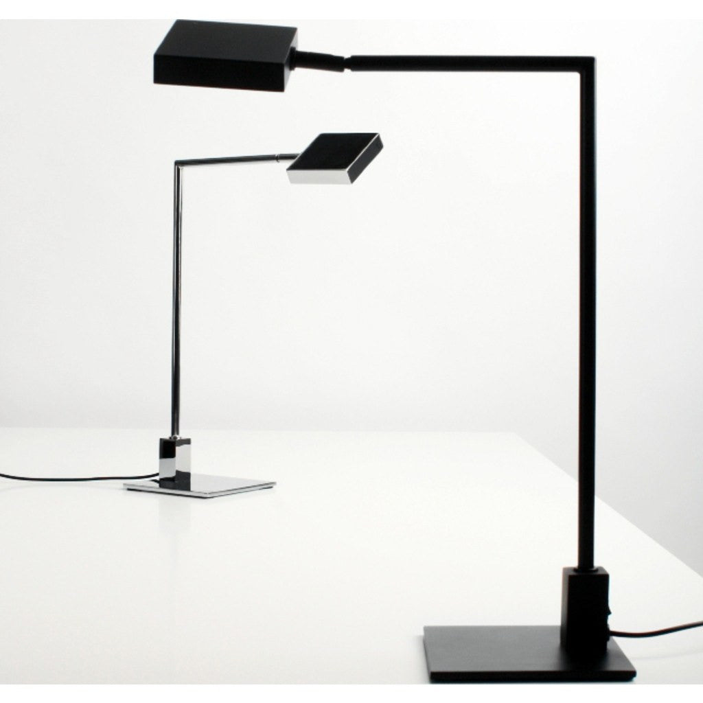 Seed Design Square Table Lamp | Black SLD-981DRTE-BK