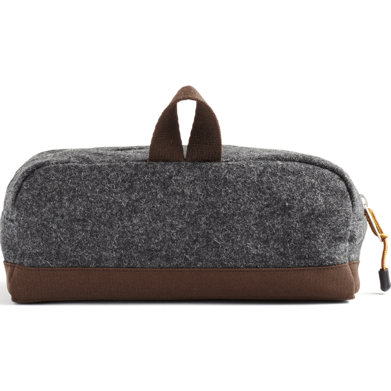 STATE Bags Jay Dopp Kit | Charcoal/Chocolate