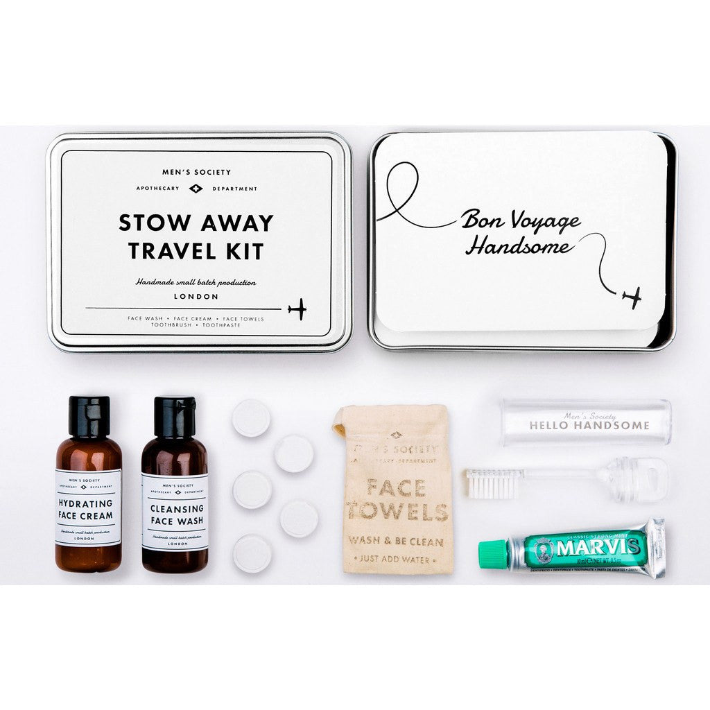 Men's Society Stow Away Travel Kit-M11151