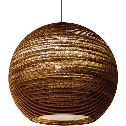 Graypants Scraplight Sun 32 Pendant | Natural