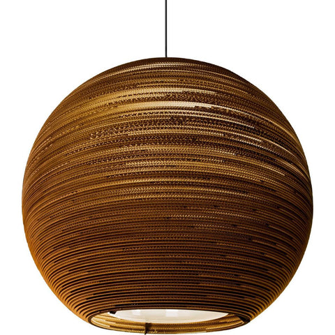 Graypants Scraplight Sun 48 Pendant | Natural