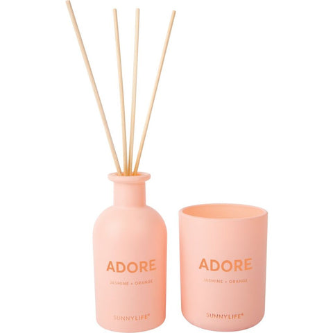 Sunnylife Scented Candle & Diffuser Set | Adore