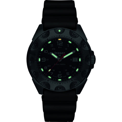 traser H3 Survivor Watch | Rubber Strap 105471