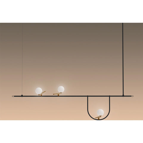Artemide Yanzi S1 Suspension Lamp | 27W