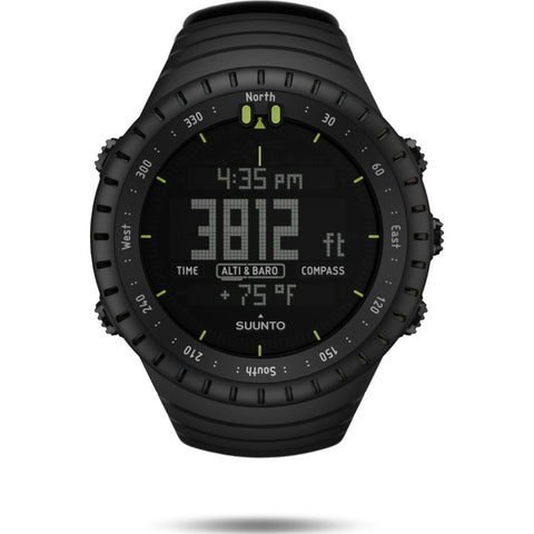 Suunto Core Multi-Function Outdoor Watch | All Black SS014279010