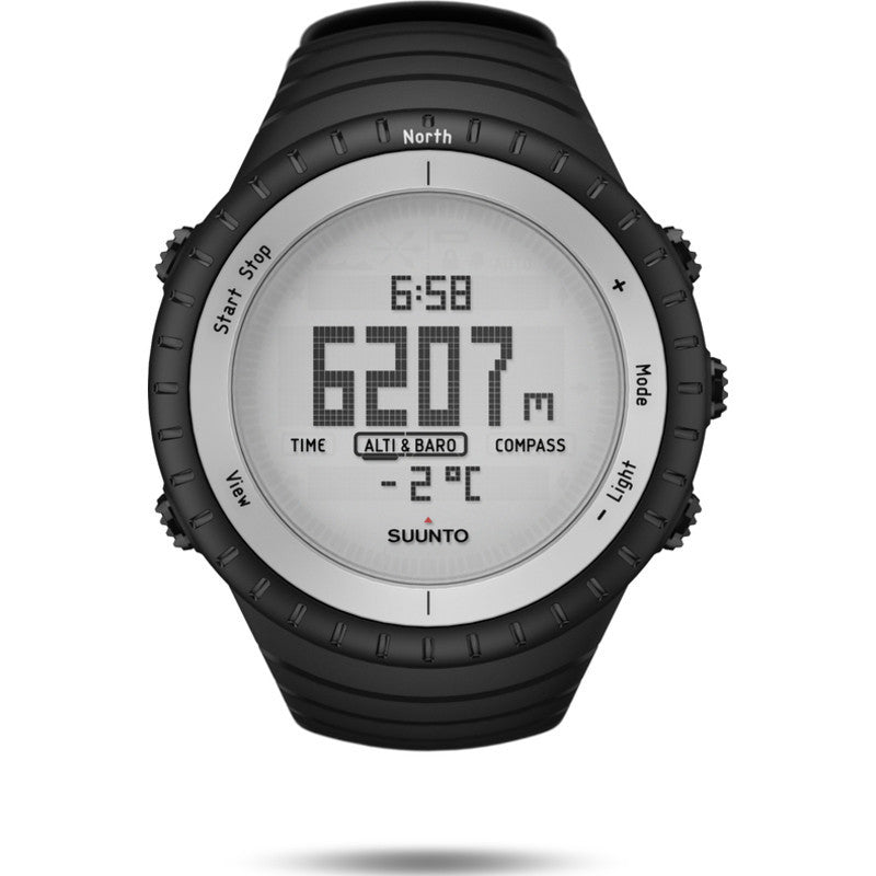 Suunto Core Multi-Function Outdoor Watch | Glacier Gray SS016636000