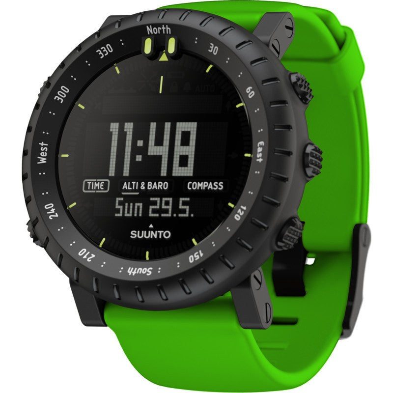 Suunto Core Multi-Function Outdoor Watch | Green SS019163000