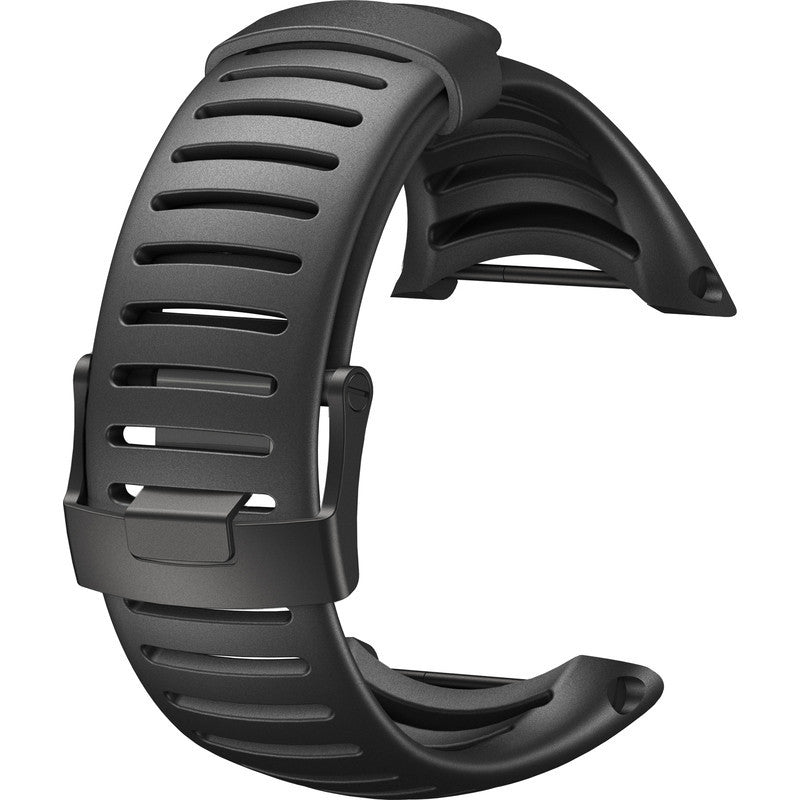 Suunto Core Light Rubber Strap | All Black SS018650000