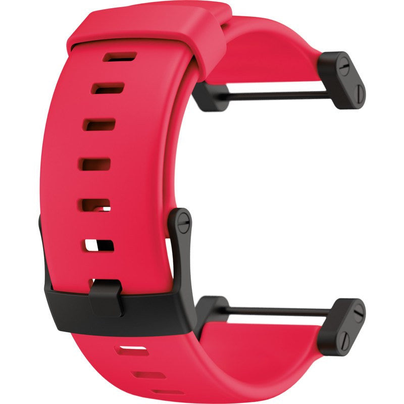 Suunto Core Rubber Strap | Red SS018820000