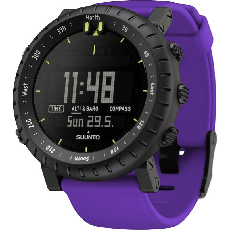 Suunto Core Multi-Function Outdoor Watch | Violet Crush SS019167000