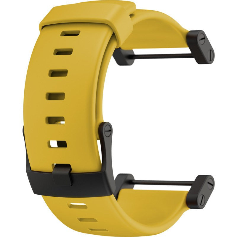 Suunto Core Rubber Strap | Yellow SS018819000