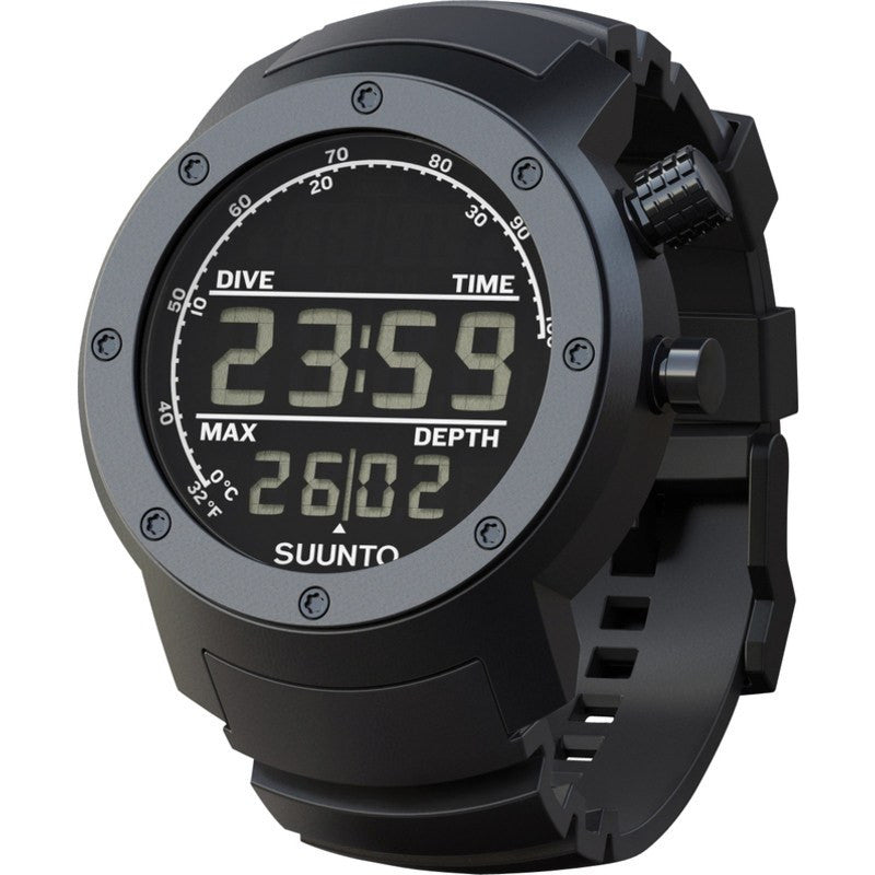 Suunto Elementum Aqua Watch | Rubber SS014528000