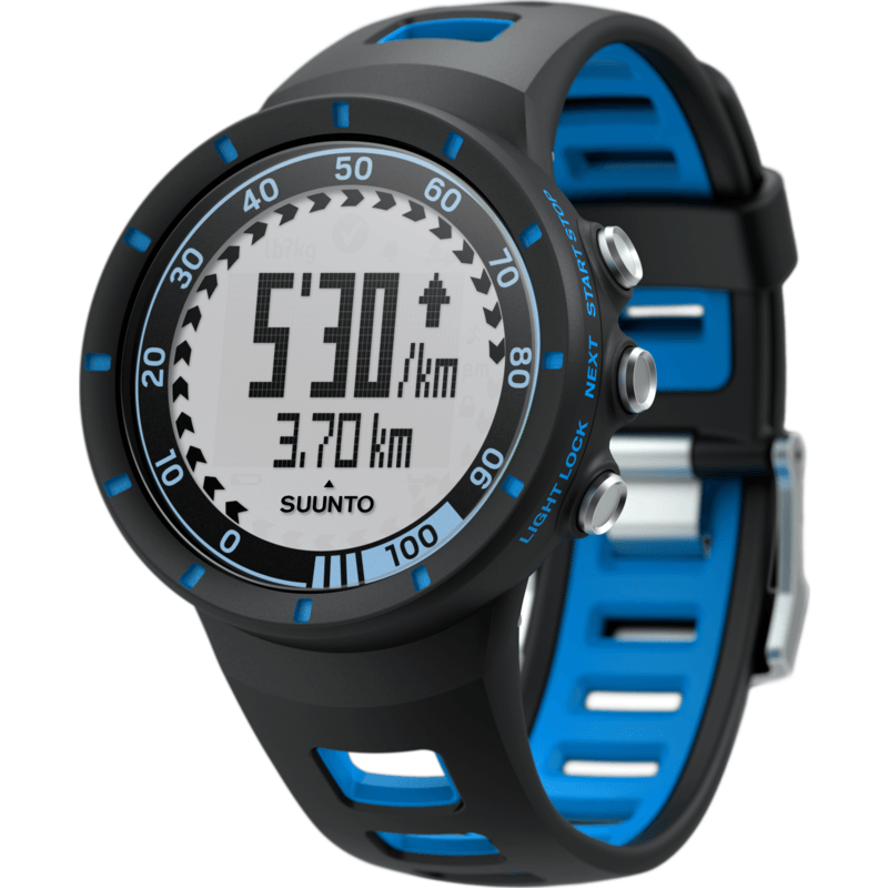 Suunto Quest HRM Training Watch | Blue SS019159000