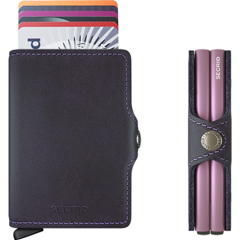 Secrid Limited Twinwallet | Purple/Pink