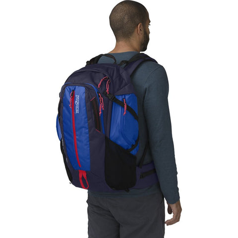 Jansport Equinox 40 Backpack | Navy Moonshine/Blue Streak