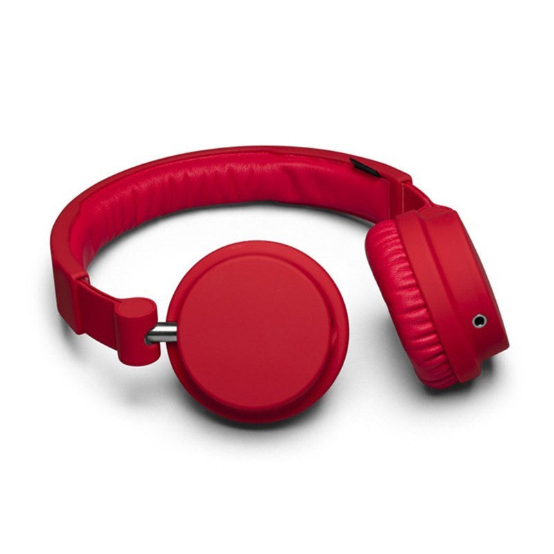 UrbanEars Zinken DJ On-Ear Headphones | Tomato