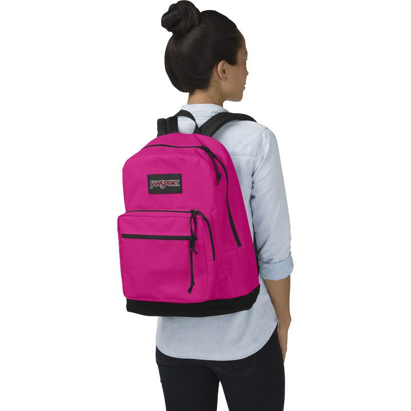 5723451bb Jansport Right Pack Digital Edition Backpack Cyber Pink - Sportique