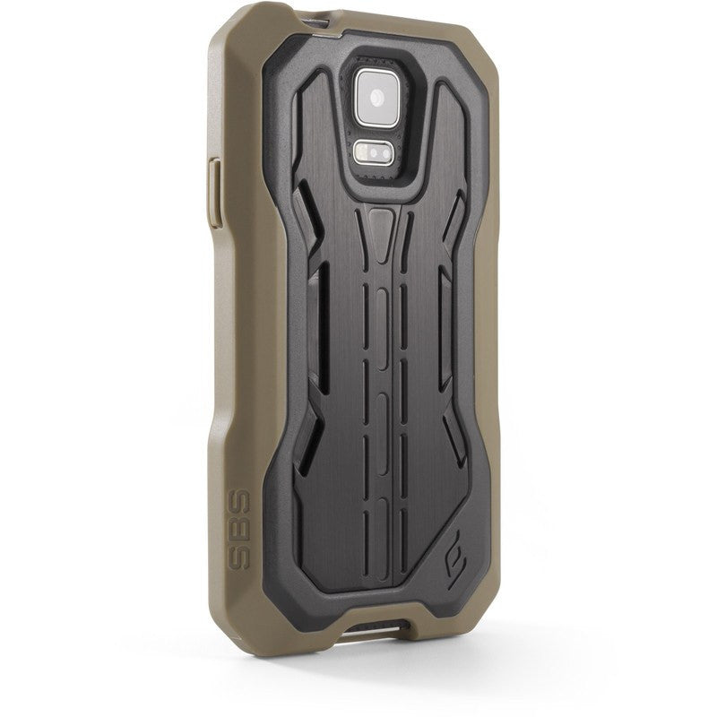 ElementCase Recon Black Ops Pro Aluminum Samsung Galaxy S5 Case Earth/Black