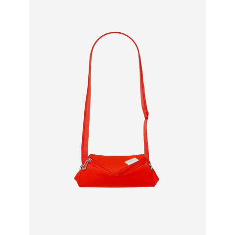 Cote & Ciel Tara M Sleek Crossbody Bag | Red