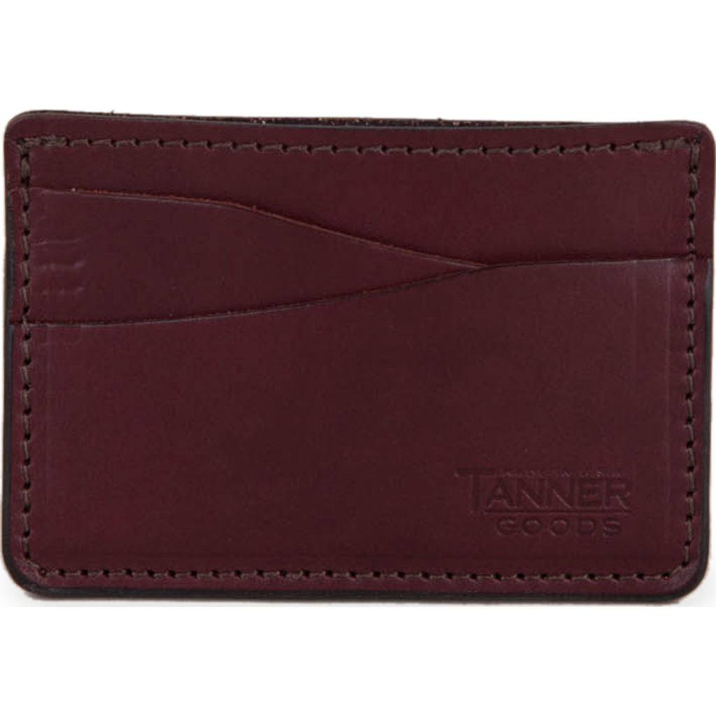 Tanner Goods Journeyman | Oxblood