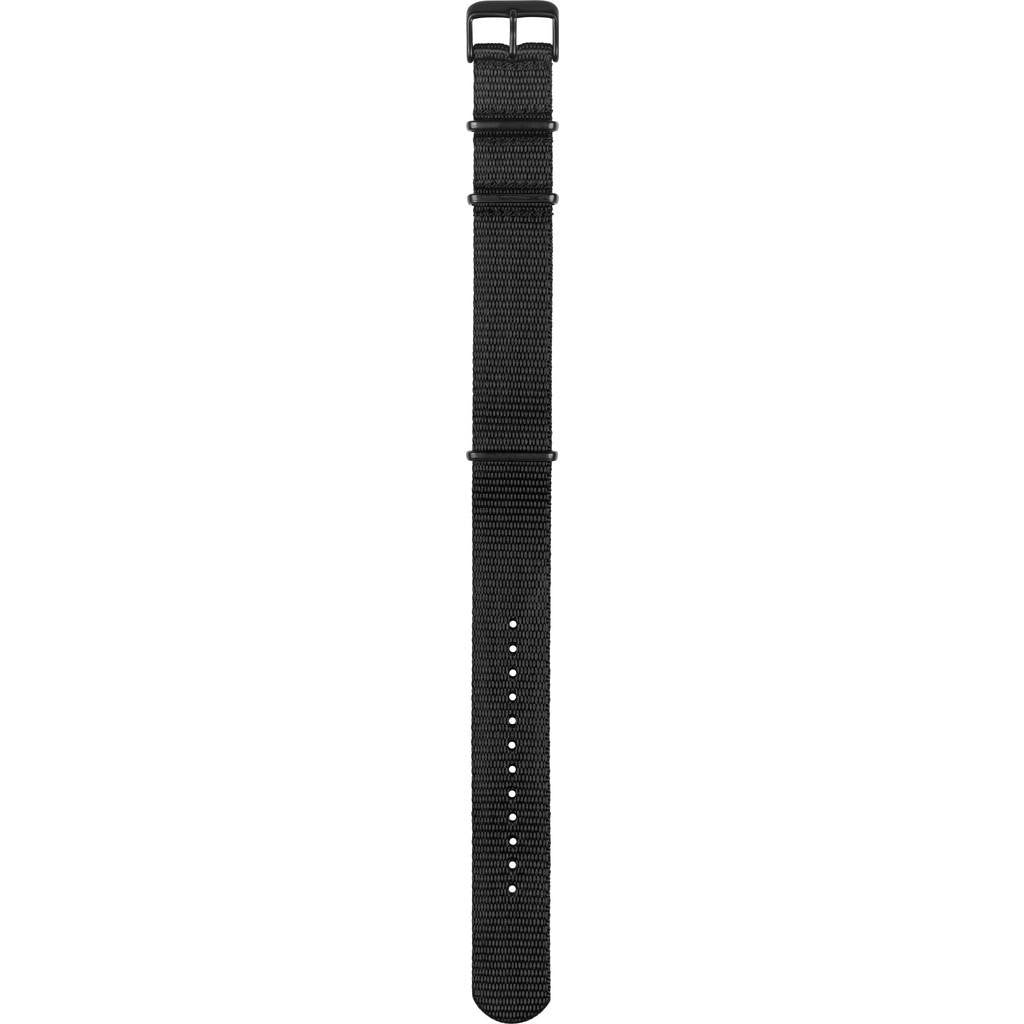 TID No. 1 Nylon Watch Strap | Black 10500121