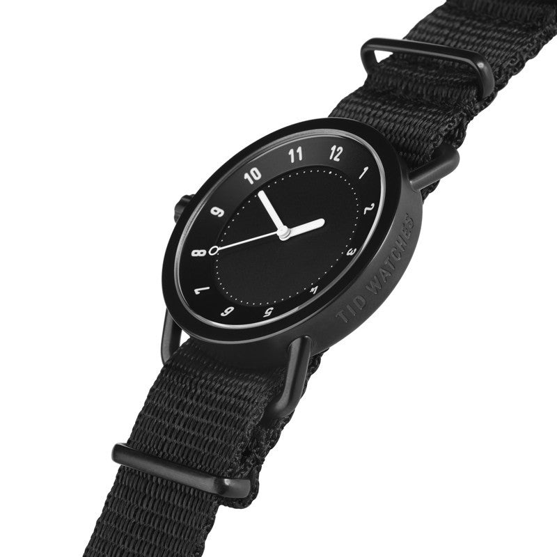 TID No. 1 Black Watch | Nato Band