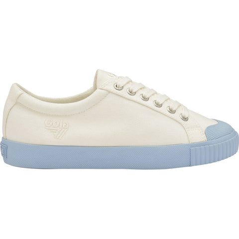 Gola Women's Tiebreak Candy Sneakers | White/Blue