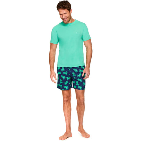 Tom & Teddy Men's T-Shirt | Island Green