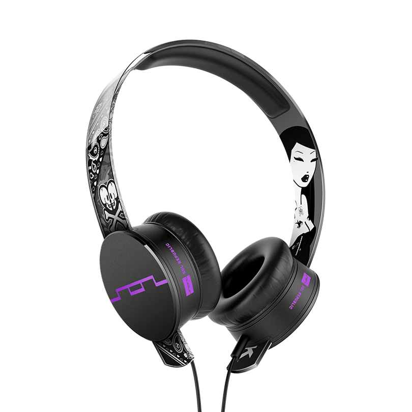 Sol Republic TKDK Tracks HD On-Ear Headphones
