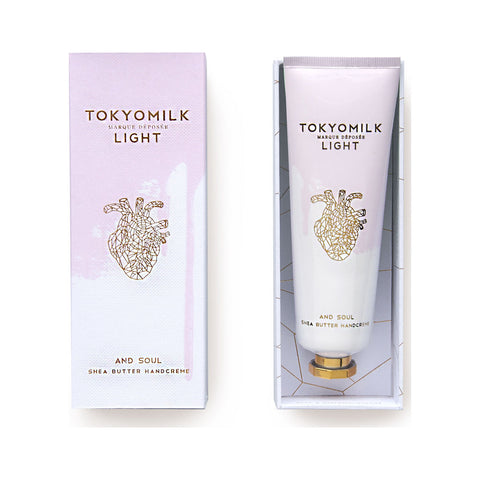 TokyoMilk Light Shea Butter Hand Creme No. 01 | And Soul 22B1