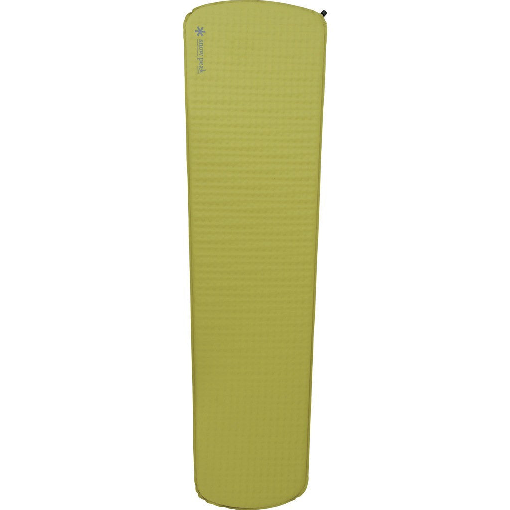 Snow Peak Inflatable Camping Mattress | Green TM-090