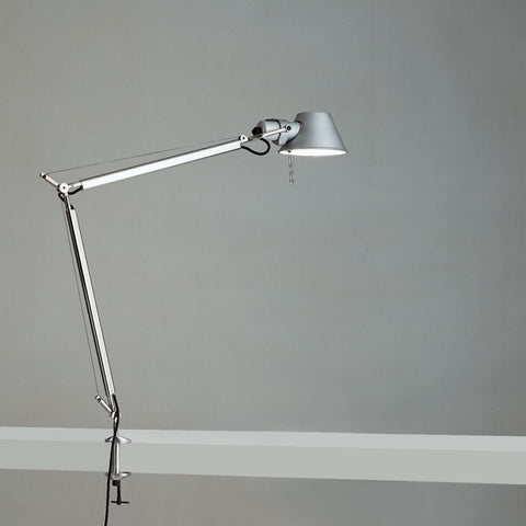 Artemide Tolomeo Table Lamp | with Clamp